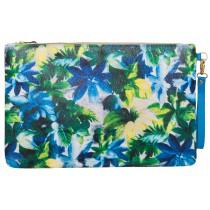 Virágos női táska