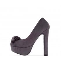 Platformos női cipő